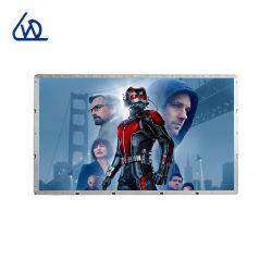 55 pulgadas de 1500 Nits de 2500 Nits de la pantalla LCD de alto brillo de la publicidad exterior