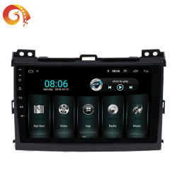 نظام موسيقى راديو صوت المصنع 2 DIN نظام استريو GPS بنظام Android ملاحة سيارة أوساط لاعب لهوندا 04-09