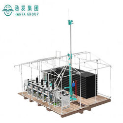 Hfp1000 portátil Hidráulico Core drilling machine Gold Minério de Ferro Diamond Rock Broca de Minas