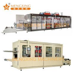 PP/PVC/PET desechables Bandeja automática PLACA// caja de Pan/// Contenedor tapa bandeja termoformadora de plástico que hace la máquina La máquina de procesamiento de plástico