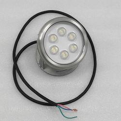 مصباح LED/مصباح ضوء LED تحت الماء مضادة للماء DMX RGB IP68