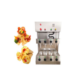 آلة بيتزا كونو التلقائية / مخروط صانع البيتزا / بيتزا المخروط المعدات