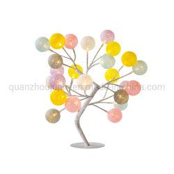 Lampada Creative Tree A Bulbo Rotondo Oem Cotton Ball