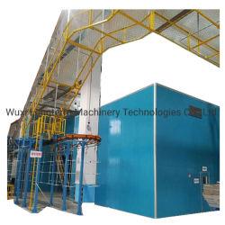 Rendabel optimaliseer Het Systeem van de Deklaag van het Poeder van de Profielen van het Aluminium van het Energieverbruik, Schilderend de Deklaag Line* van het Poeder