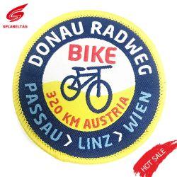 Logotipo da mais recente de ferro personalizado em mais de Bloquear Sport Tecidos de patches
