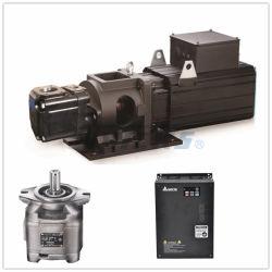 공장 도매 Albert AC DC 서보 모터 시스템 사용 플라스틱 사출 기계