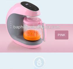Les aliments pour bébés multi fonction processeur mélange vapeur Clearn facile des aliments pour bébés Maker sous étiquette privée OEM