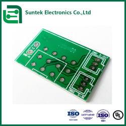 PCB do lado único, FR1, FR4, Cem-1, Cem-3, PCB de alumínio