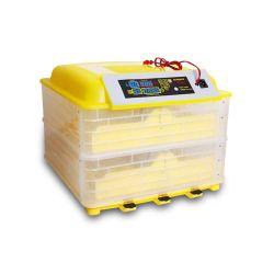 Incubatore a 96/112 uova di quaglia di pollo cazzo di pollo vendente Incubatore macchina per la schiusa di uova