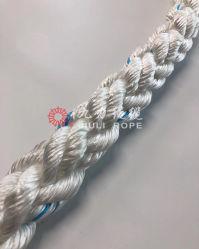 8 filamentos de poliéster de polipropileno de cordas de amarração mistos