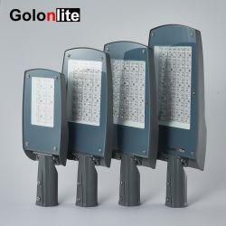 На заводе 140 lm/W IP66 CE литой алюминиевый индикатор зоны общественного пользования сад автостоянка под руководством после верхней части света LED дорожная лампа 50W 75Вт 100W 120 Вт 150W новый светодиодный индикатор на улице