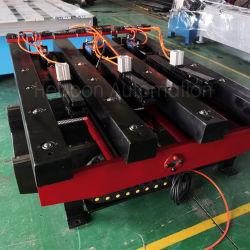 Перфорирование наклонной рамы системы ЧПУ пресс для пробивания отверстий для светодиодных ламп детали