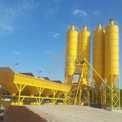120m3/H usine de traitement par lots de mélange de béton prêt