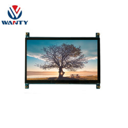 China Lieferant Customized 7 Zoll 1024x600 IPS HDMI LCD Panel Touchscreen-Modul Raspberry Pi TFT LCD Touch Display Monitor