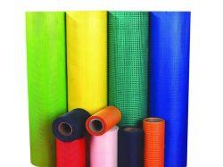 شبكة قماش من الألياف الزجاجية قلوية مقاومة للحرارة ومقاومة للحرارة للوقاية من الماء