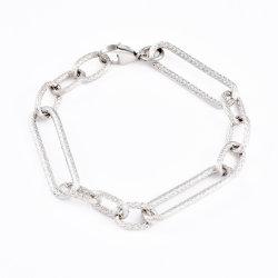مصنع مجوهرات الأزياء المصنعين Hip-Hop الرجل مجرة صنع الفولاذ المقاوم للصدأ مخصص مجوهرات القلادة