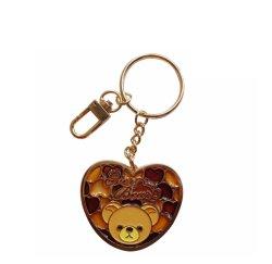 Qualitäts-Metallpferd Keychain 3D silbernes Pferd Keychain kundenspezifisches antikes Goldweiches Decklack-Metall Keychain für Andenken (22)