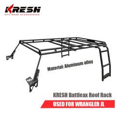 Kresh 4X4 Автозапчастей Battleax багажник на крыше для Jeep Wrangler Jl
