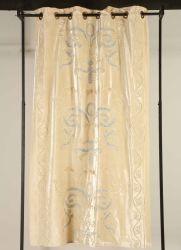 CF9016 Banheira de Novo Produto de alta qualidade personalizados Bordados Lace Tecido de Cortina de guarnição