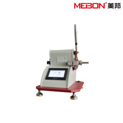 Laboratorio Digital de alta calidad Probador de desgarro de tela no tejida de papel electrónico de material textil Elmendorf Comprobador de fuerza de desgarro Yg033e