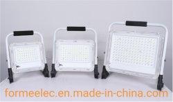 Прогнозирования лампы белого цвета красный синий светодиод Прожектор 60W аккумулятор прожектор
