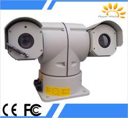 Macchina fotografica di registrazione di immagini termiche di PTZ