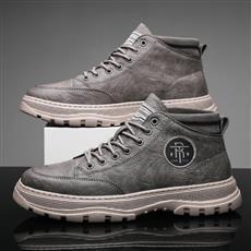Новый стиль мужчин в башмак моды повседневной обуви Boot резиновая подошва