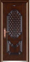 Porta de segurança em aço Jc-S003