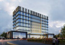 مكتب مسبق الصنع فندق صلب البناء متعدد طوابق الصلب الخفيفة الاقتصادية بناء مخصص شقة سكنية فندق High-Rise Building Factory