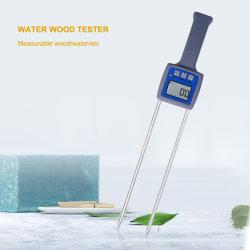 Le bois de l'humidimètre Testeur de contenu de l'eau