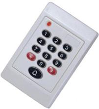 125k 또는 13.56MHz의 핀 키보드 카드 리더(08B