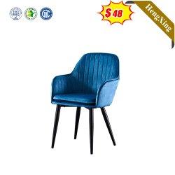 Роскошный кожаный стул обеденный зал обивкой кресло ресторанов стулья мебель