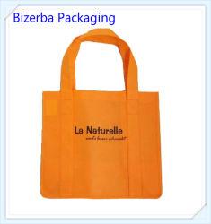 La promozione pp riutilizzabili variopinti ha stampato il sacchetto non tessuto di acquisto del Tote