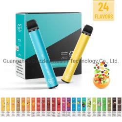 Bouffées de haute qualité e-cigarette Mini 24saveur Prix d'usine de la bouffée