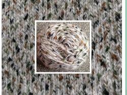 부피가 큰 아크릴 털실은 나비 털실 색깔 Customizable Ly P204로 뒤틀었다