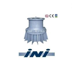 Ini Marine Electric Marine cabestan hydraulique vertical hydraulique pour expédier le cabestan, bateau de pêche, treuil d'ancrage