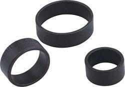 Copia de 1/2 pulgada de tubo Pex anillo de crimpado de cobre
