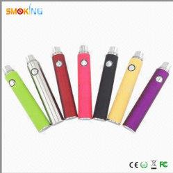 2013 новейшие электронные сигареты Evod комплект с красочными 1100Мач