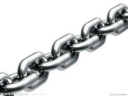 Excelente calibrado de la cadena de la eslinga/en línea recta de la cadena de la placa lateral