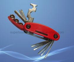 13PC in 1 Multi-Function Bicycle Repairing Tool (190916)