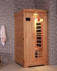 1 2 Personne la vapeur sèche Sauna Infrarouge (I-001)