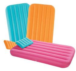 Цвет новой конструкции для изготовителей оборудования для детей из ПВХ Надувные кровати воздуха