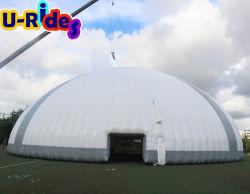 خيمة قبة إيجلو العملاقة القابلة للانتفاخ الهوائي التي تم إغلاقها على مسافة 98 قدمًا للإيجار