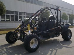 Adult (KD 250GKA-2Z)のための250cc Racing Shaft Drive Gokart Buggy