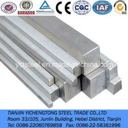 La superficie brillante barra cuadrada de acero inoxidable 304 (varilla)