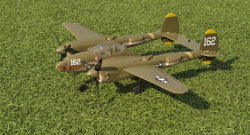 Nieuwe Product Easy Sky 5CH Micro Epo Foam RC Plane voor Sale RC Airplanes RC Toys RC Warbird Model p-38 Lightning Ready aan Fly in China