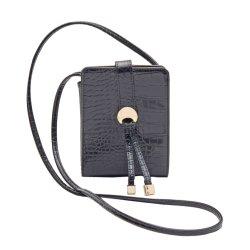 이동 전화 부대 다기능 동전 지갑 숙녀 어깨에 매는 가방
