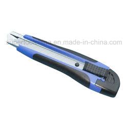 [سنج] نصل اثنان لون مقبض آليّة نصل تعقّب هويس منفعة سكينة (381020)