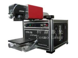반지 섬유 Laser 표하기 기계 (CTM-50)
