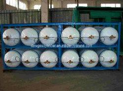 Gasfles de van uitstekende kwaliteit 110liter van de Voertuigen CNG van het Aardgas